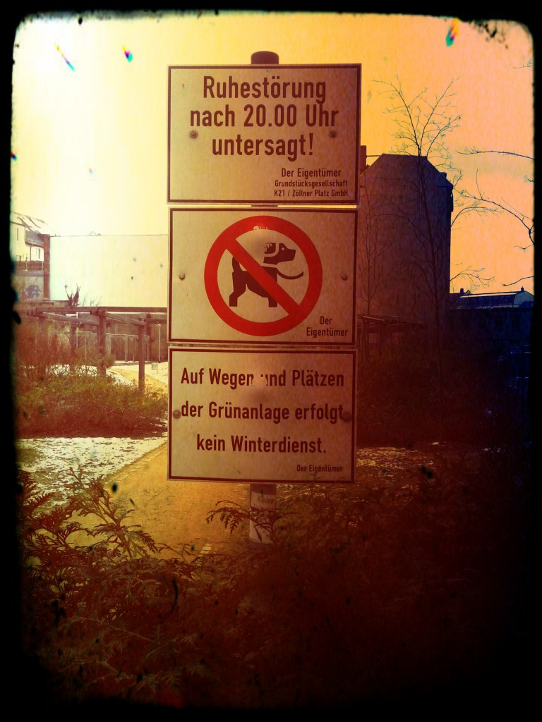 Liberales Chemnitz: Vor 20 Uhr kann hier die Ruhe getrost gestört werden!