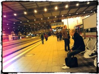 Begeisterung sieht anders aus - Kalt gelassene Chemnitzer