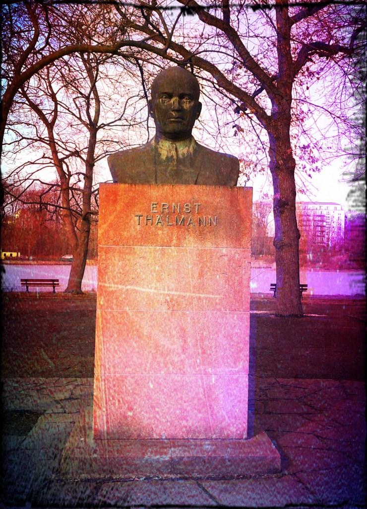 Ernst Thälmann kam zu spät nach Chemnitz