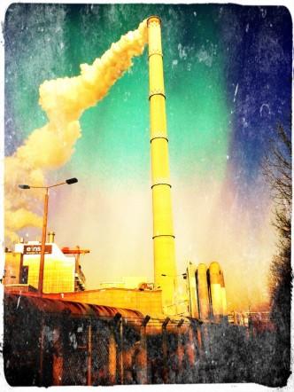 Die Esse - Der bunte Antrieb von Chemnitz